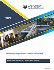2019 Project Update Report Cover