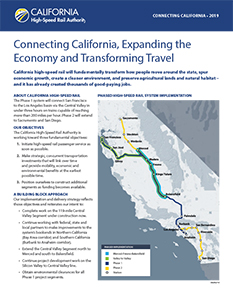 Connecting California Cover