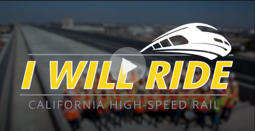 I Will Ride - A High-Speed Rail Student Program on YouTube