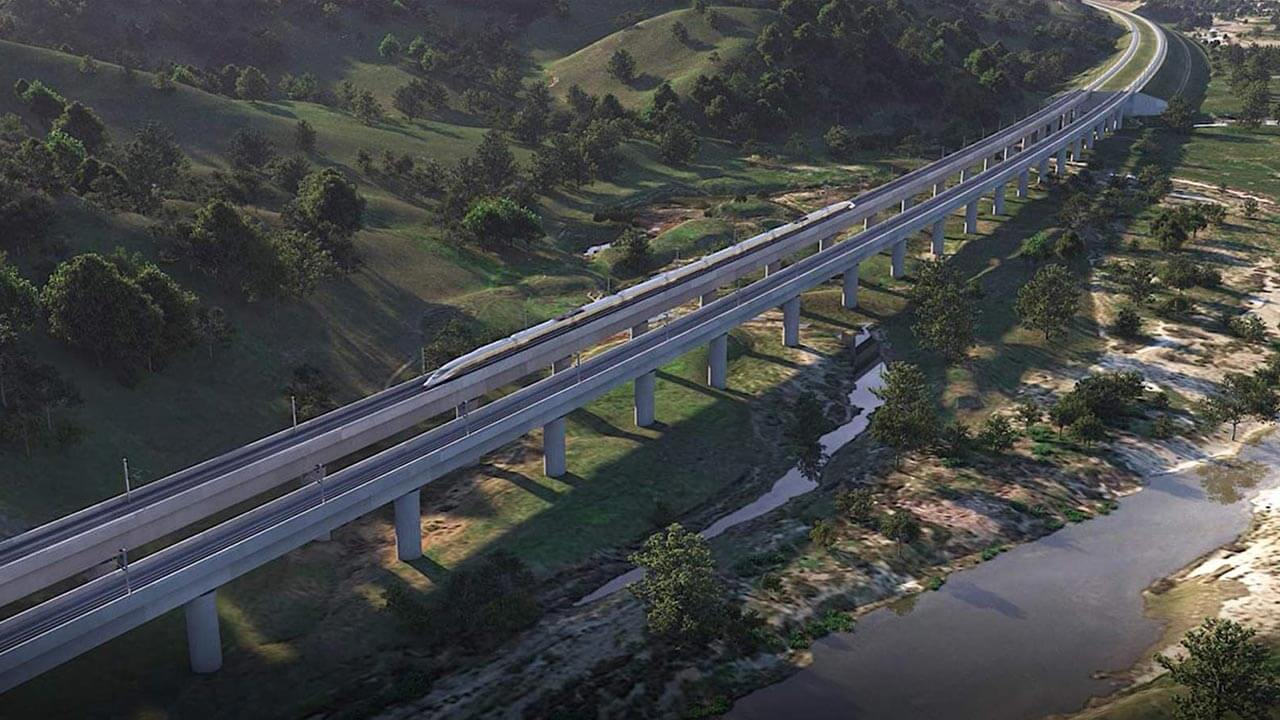 YouTube - HSR: A Clean, Connected California