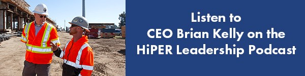 Listen to CEO Brian Kelly on the HiPER Leadership Podcast