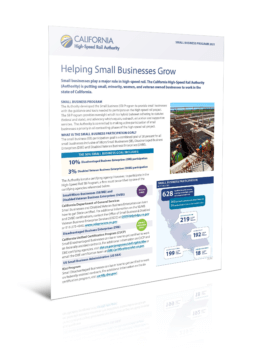 Small Business Factsheet Cover